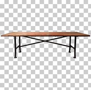 Coffee Tables Furniture Refectory Table Wood PNG