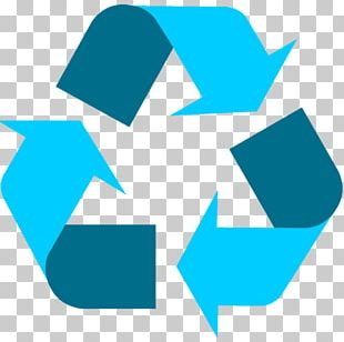 Recycling Symbol Decal Paper Recycling Bin PNG