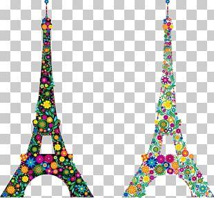 Eiffel Tower Champ De Mars Drawing Sacré-Cœur PNG