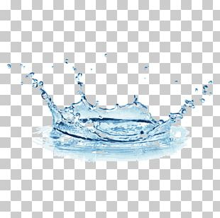 Water Splash Drop Euclidean PNG