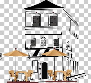 Coffee Cafe Restaurant Illustration PNG