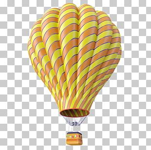 Hot Air Balloon Stock Photography PNG