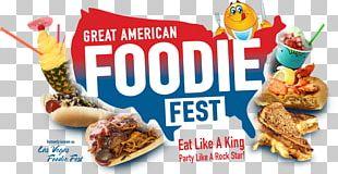 Las Vegas Great American Foodie Fest Festival PNG