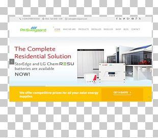 SolarEdge Web Design Brand Power Inverters PNG