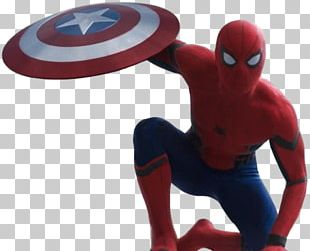 Spider-Man Captain America Iron Man Marvel Cinematic Universe Film PNG