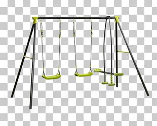 Swing Playground Slide Seesaw Toy Child PNG