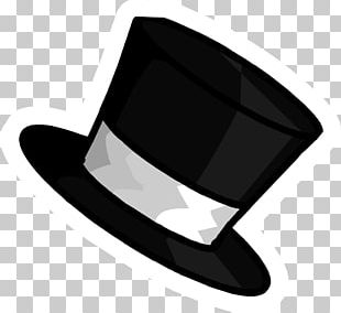 The Mad Hatter Top Hat PNG