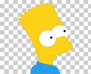 Bart Simpson Lisa Simpson Fan Art PNG