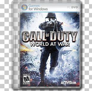 Call Of Duty: World At War Call Of Duty: Black Ops Call Of Duty 4: Modern Warfare Call Of Duty: Modern Warfare 2 PNG
