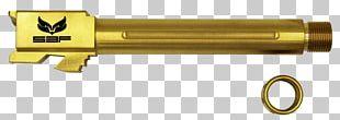 Gun Barrel Titanium Nitride GLOCK 17 Glock Ges.m.b.H. PNG