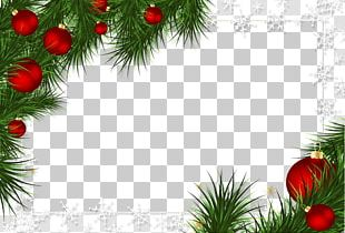Borders And Frames Christmas Decoration Frames Christmas Ornament PNG