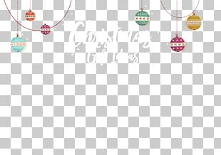 Christmas Ornament Pink M Body Jewellery PNG