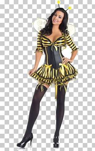 Halloween Costume Costume Party Bumblebee Clothing PNG