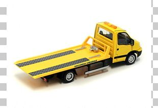 Tow Truck Model Car Commercial Vehicle Scale Models PNG