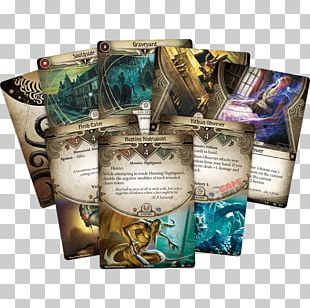 Arkham Horror: The Card Game Call Of Cthulhu: The Card Game Set Fantasy Flight Games PNG