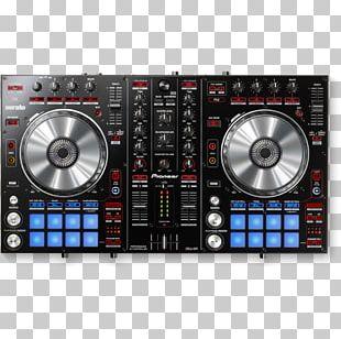 DJ Controller Pioneer DJ Disc Jockey Audio Mixers PNG