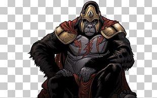 Gorilla Grodd Flash Alfred Pennyworth PNG