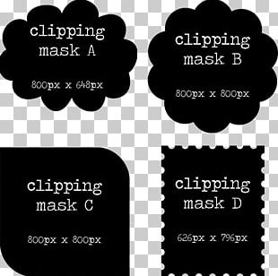 Clipping Path Mask Illustrator PNG