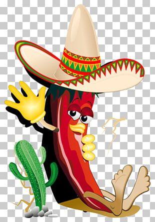Mexican Cuisine Chili Pepper Capsicum Annuum Black Pepper PNG