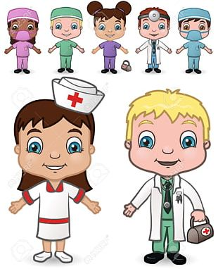 Child Physician PNG