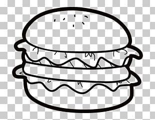 Hamburger Junk Food Fast Food Cheeseburger French Fries PNG