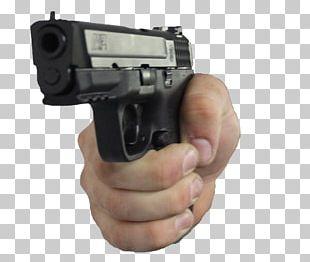 Firearm Pistol Hand Weapon PNG