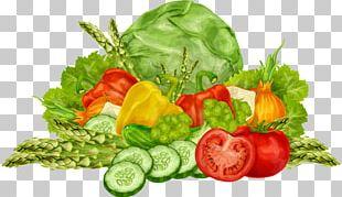 Organic Food Leaf Vegetable Fruit PNG