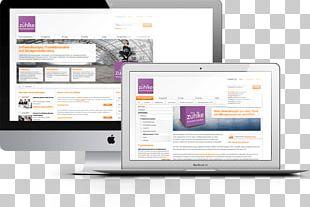 Responsive Web Design Digital Agency PNG