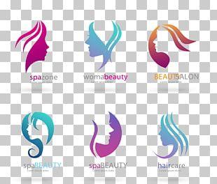 Beauty Parlour Logo Cosmetics PNG