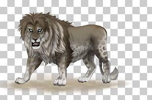 Lion Art Painting Tiger Felidae PNG