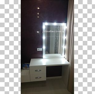 Table Pier Glass Mirror Lowboy Miraline Systems PNG