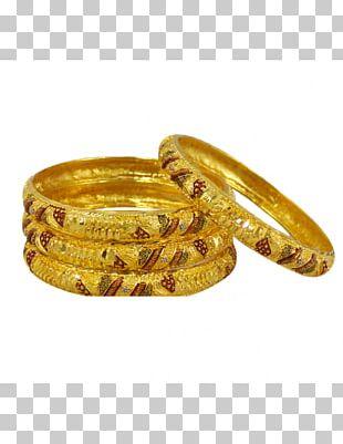 Bangle Gold Gemstone Body Jewellery Amber PNG