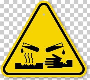 Hazard Symbol Dangerous Goods Warning Sign PNG