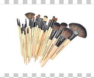Makeup Brush Cosmetics Make-up Artist Face Powder PNG