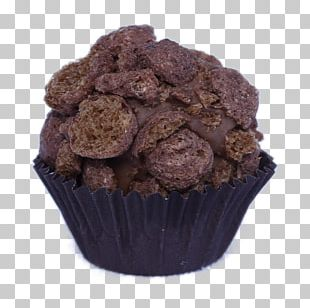 Muffin Chocolate Brownie Cupcake Flavor PNG