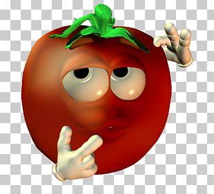 Tomato Christmas Ornament Apple Christmas Day Animated Cartoon PNG
