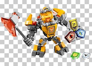LEGO 70362 NEXO KNIGHTS Battle Suit Clay Lego Minifigure Toy Block PNG