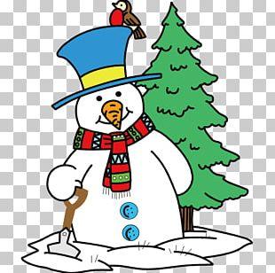 Rudolph Santa Claus Christmas Tree Snowman PNG