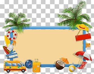 Summer Vacation PNG