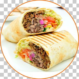 Shawarma Chicken Tabbouleh Middle Eastern Cuisine Wrap PNG