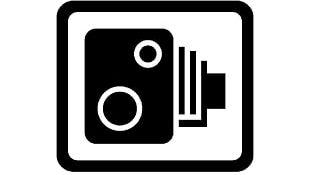 Traffic Enforcement Camera Speed Limit Traffic Sign Warning Sign PNG