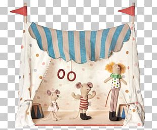 Tent Circus Mouse Child Stuffed Animals & Cuddly Toys PNG