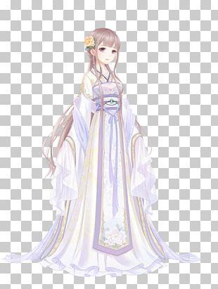 Kimono Anime Dress Drawing Clothing PNG