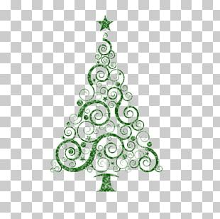Paper Christmas Card Christmas Tree Envelope PNG
