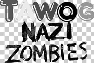 Call Of Duty: Zombies Call Of Duty: World At War Call Of Duty: Black Ops – Zombies YouTube PNG