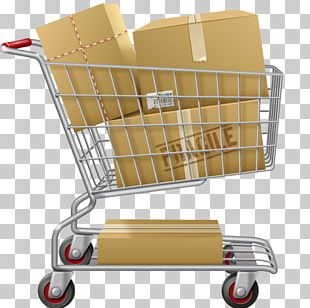 Shopping Cart Retail E-commerce PNG