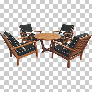 Table Garden Furniture Wicker Chair Bunnings Warehouse PNG