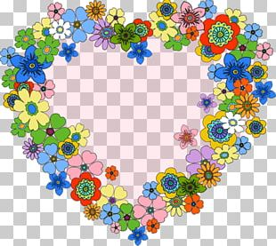 Flower Drawing PNG