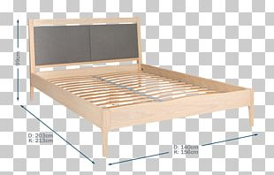 Bed Frame Headboard Couch Mattress PNG
