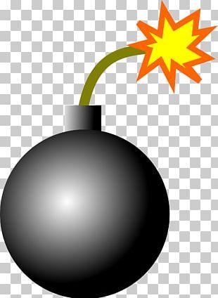 Icon Design Bomb PNG